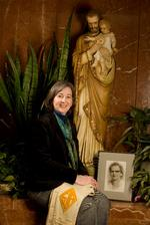 St. Louis Character: Anita Reznicek