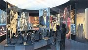 The National Blues Museum will feature interactive displays and a karaoke-like experience lab.