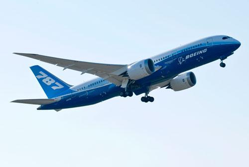 LMI has a key role on Boeing's 787 Dreamliner program, providing parts used on the wing, fuselage and interior.