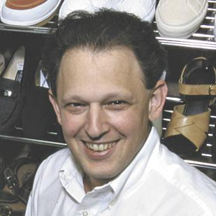 Bakers Footwear Chairman, President and CEO Peter Edison