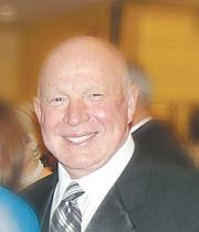Larry Conners, former news anchor