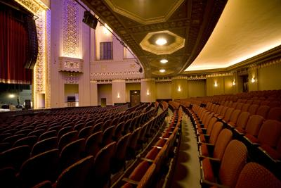 About 30 groups already have booked the newly renovated Peabody Opera House for private events.