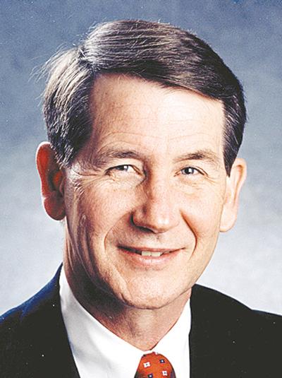 Joseph Rupp, chairman, president, and CEO