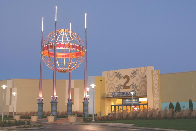 St. Louis Outlet Mall had an 86 percent occupancy rate as of May, up from 74 percent in December 2011.