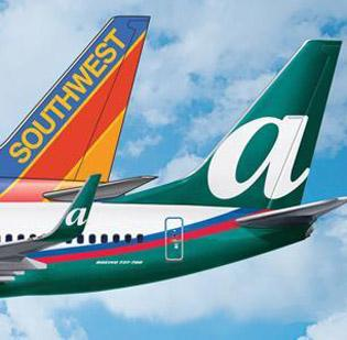 AirTran Airways, which was merged with Southwest Airlines (NYSE: LUV) last year, tops the 2011 airline quality report.