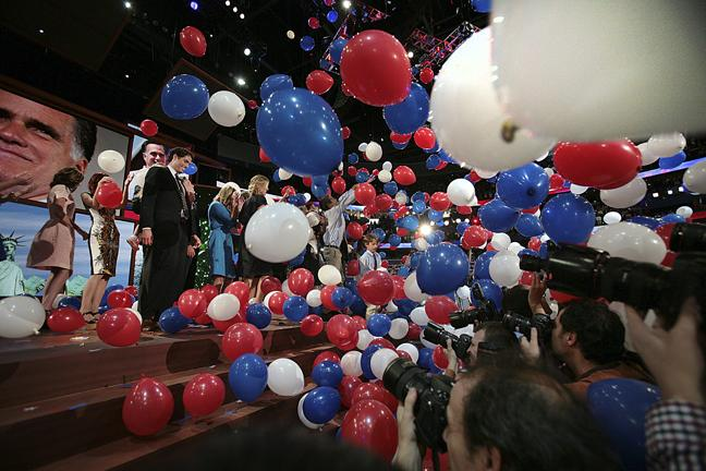 Charlotte leaders have made no secret of their desire to host the Republican National Convention in 2016. This year's RNC, pictured here, was held in Tampa, Fla.