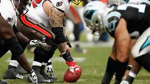 This Sunday's game between the Tampa Bay Buccaneers and the Carolina Panthers will be blacked out on local television.