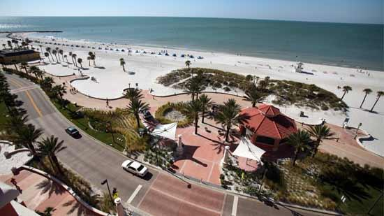 There is concern that federal budget cuts and their impact on the economy could temper Florida tourism numbers.