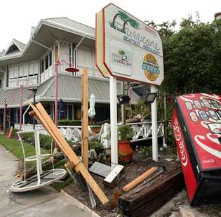 Small businesses like this one in Tampa Bay could apply for disaster loans from the Small Business Administration.