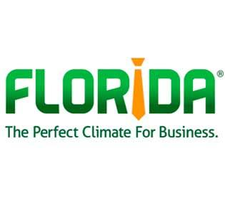 """Some women business leaders are reacting sharply to Enterprise Florida's  new branding logo, which shows a men's necktie as the """"i"""" in """"Florida."""""""