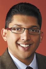 Tampa Bay's master networker Patel launches his own gig
