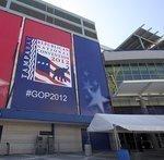 Boston.com: Romney aides discuss canceling convention