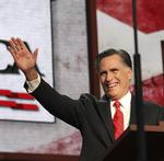 Snapshot: Romney stands by 'victims' comment + McDonald's tries noodles + Falcons, Braves win
