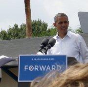 President, 2012: Barack Obama