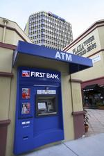 First Bank fights to recover from the recession