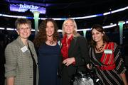 Karen Krymski from Digital Hands, Heidi Damon from Florida Business Interiors, Sirena Ionata and Diana Butinski from Community Bank.