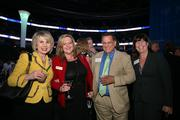 Gloria Giunta from the American Cancer Society, Publisher Bridgette Mill from Tampa Bay Business Journal, John Byczeck from Northwestern Mutual and Deborah Sheridan from Florida Bank.
