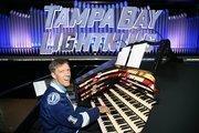 Organist Ray Totaro