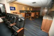 An executive suite at the St. Pete Times Forum