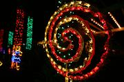 'Holiday Lights in the Gardens' at Florida Botanical Gardens in Largo.