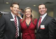 Ray Bouchard, Bouchard Insurance, Bridgette Mill, publisher, and president of the Tampa Bay Business Journal, and Carmine LaCognata, executive vice president of AXA Advisors