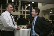 Dave Mangano, Lokey Infinity and Bob Batz, CBIZ and a member of the recently named Tampa Bay Business Journal's 2012 Up & Comers.