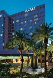 View of the Grand Hyatt Tampa Bay's exterior