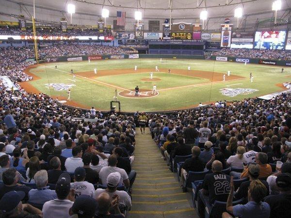 Tampa Bay Rays at Tropicana Field
