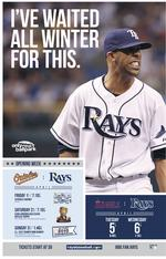 Rays 2011: All about the ballpark experience
