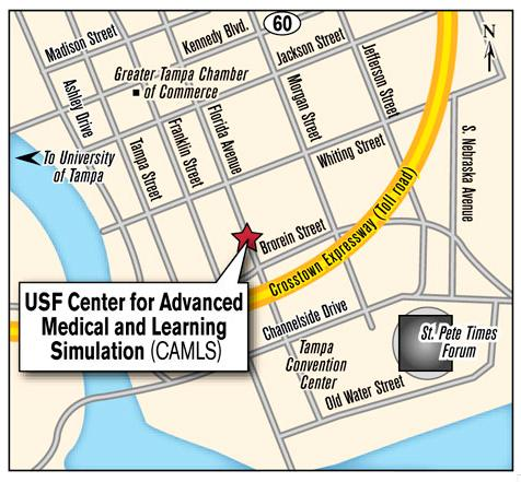 University Of South Florida Takes The Wraps Off Camls Tampa Bay