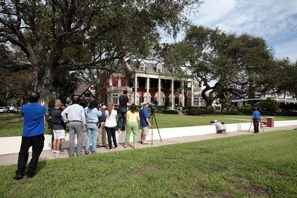 Jill Kelley's home in Tampa