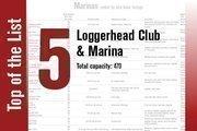 No. 5 is Loggerhead Club & Marina.