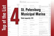 No. 4 on the List is St. Petersburg Municipal Marina.