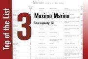 No. 3 is Maximo Marina.