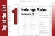 No. 1 is Harborage Marina.
