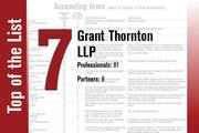 Grant Thornton is No. 7 on the List.