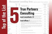 True Partners Consulting is No. 5 on the List.