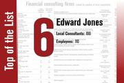 No. 6 on the List is Edward Jones.