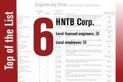 No. 6 on the List is HNTB Corp.