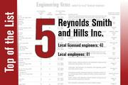 No. 5 on the List is Reynolds Smith and Hills Inc.
