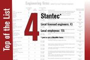 No. 4 on the List is Stantec.
