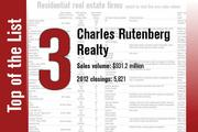 No. 3 is Charles Rutenberg Realty.