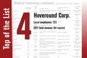 No. 4 on the List is Hoveround Corp.