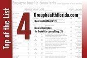 Grouphealthflorida.com is ranked No. 4.