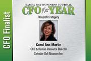 Carol Ann Martin is a finalist in the Nonprofit category.
