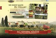 Here's the homepage of the Alessi microsite for its pasta sauce campaign. Set to launch on Oct., it's the work of Tampa firm Schifino Lee Advertising + Branding and is part of a campaign that includes TV spots and social media. Market research for the effort took place in Orlando, Jacksonville and Atlanta, in part because of confusion in the Tampa Bay market related to the presence of the Alessi Bakeries chain which the importer has no connection to. The creative was shot on location at the Marchesi Antinori Italian Wines facility in Tuscany, a shooting location that has rarely, if ever been used. The agency used a location scout in Italy that doesn't limit herself to listings. 'She knocks on doors,' said Paola Schifino, agency principal.