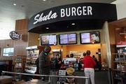 Tampa International Airport's Shula Burger take out