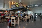 The Tampa International Airport location of Cigar City Brewing