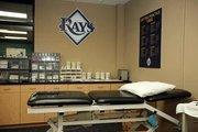 Tampa Bay Rays training room