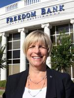 Freedom Bank of America names Swanson president, COO